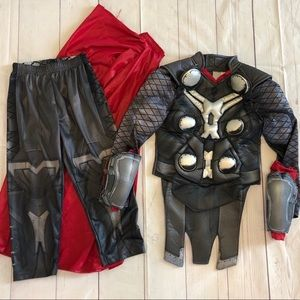 Disney Thor Costume Size 4
